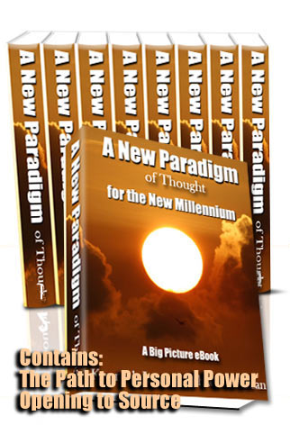 A New Paradigm of Thought