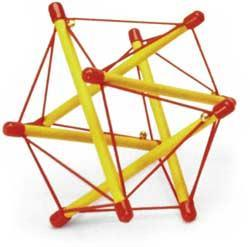 another tensegrity icosahedron